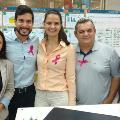 Araucária Manufacturing Facility Raises Breast Cancer Awareness