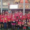 #TeamAAM Supports St. Jude at Inaugural Detroit Walk Run to End Childhood Cancer