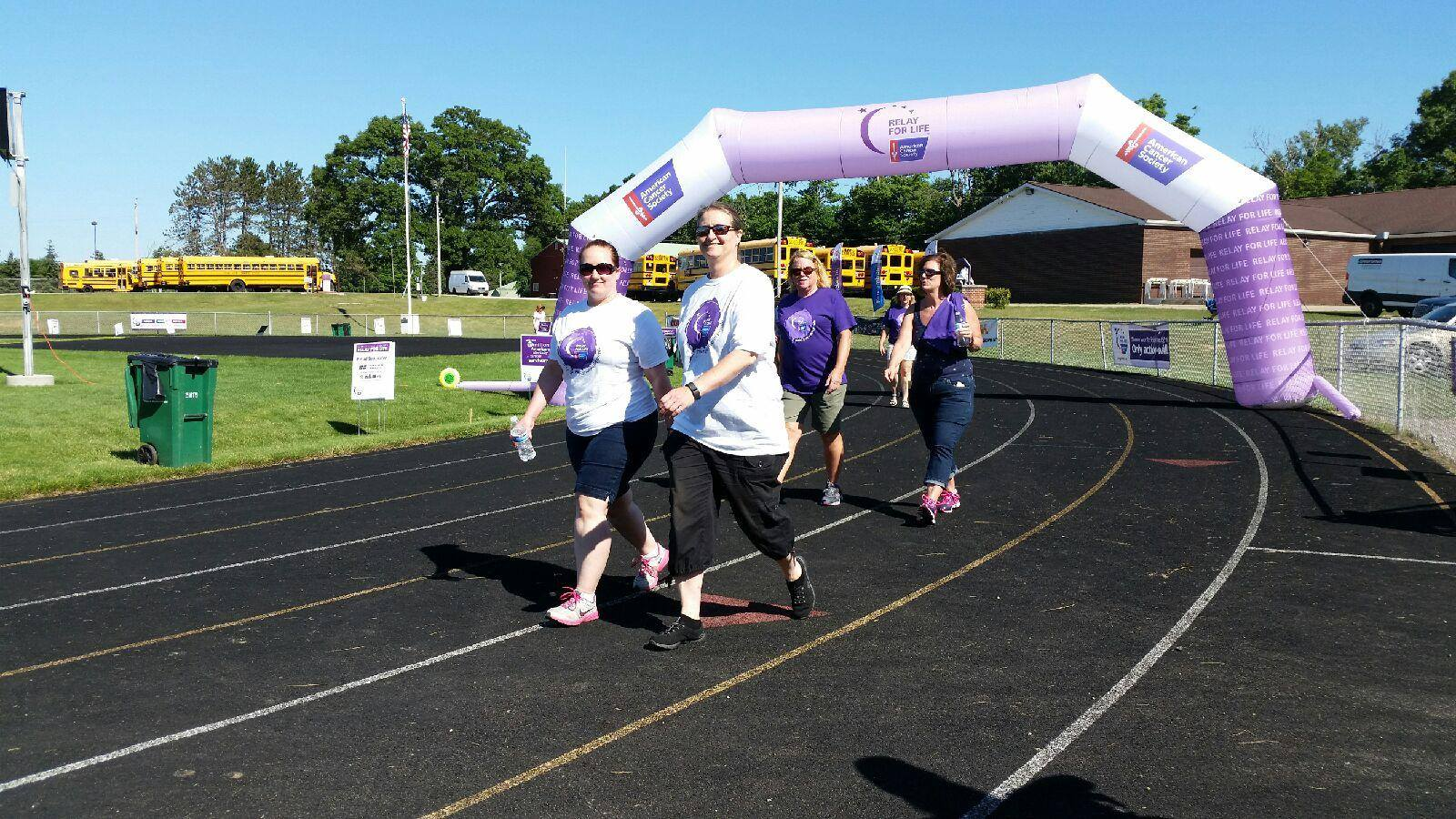 Three Rivers Relay for Life 2016